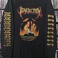 Benediction - TShirt or Longsleeve - Benediction - Subconscious Terror  1990 / Terrorizing Your Subconscious Tour...