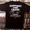 Obituary - TShirt or Longsleeve - Obituary - Cause of Death Signed by James Murphy / Medical Fund 2011 SUPPORT THE...