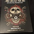 ...AND JUSTICE FOR ART - Book Published 2015 by Dark Canvas
