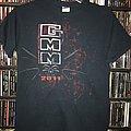 Graspop Metal Meeting - TShirt or Longsleeve - Graspop Metal Meeting - Festival 2011 Official Size S