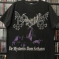 Mayhem - TShirt or Longsleeve - Mayhem - De Mysteriis Dom Sathanas 1998