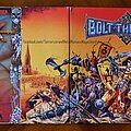 Bolt Thrower - Tape / Vinyl / CD / Recording etc - Bolt Thrower - Warmaster © Earache 1991 Original Vinyl FULL  ARTWORK