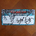 Obituary - Other Collectable - Obituary - Postcard Autographed by the band at  Graspop 2010