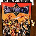 Bolt Thrower - Patch - Bolt Thrower - 1991 Warmaster Back Pattch