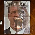Brutal Truth - Tape / Vinyl / CD / Recording etc - Brutal Truth - Sounds of the Animal Kingdom 1997 Promo Poster ©️ Relapse