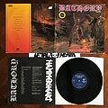 Bathory - Tape / Vinyl / CD / Recording etc - Bathory - Hammerheart ©️ 1989 NOISE International ©️ 1990 Tyfon Grammofon...