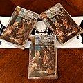 Bolt Thrower - Tape / Vinyl / CD / Recording etc - Bolt Thrower - IV Crusade 1992 ©️ Earache Original Different Tapes Versions