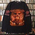 Kataklysm - TShirt or Longsleeve - Kataklysm - Shadows & Dust European Tour 2002