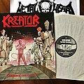 Kreator - Tape / Vinyl / CD / Recording etc - Kreator - Terrible Certainty Vinyl ©️ 1991 Noise International INC. Signed by...
