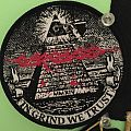 Carcass In Grind We Trust patch