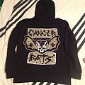Cancer Bats hoodie Hooded Top