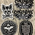Cancer Bats Collection Patch