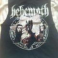 Behemoth - Evangelia Amerika tour shirt