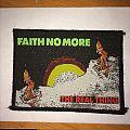 Faith No More - Patch - Faith No More patch for metalman6767