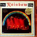 Rainbow - On Stage Limited Edition GOLD Vinyl *Rare*