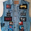 My Thrash/Death/Heavy Battle Jacket