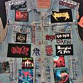 My Heavy/Death/Thrash battle jacket (Update)