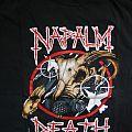 TShirt or Longsleeve - Napalm Death