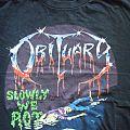Obituary - Slowly We Rot TShirt or Longsleeve
