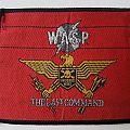 W.A.S.P. Original woven patch