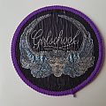 Girlschool Original woven patch