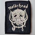 Motörhead old printed patch