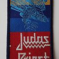Judas Priest Old woven patch