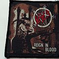 Slayer- Reign in Blood Patch