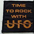 Ufo-Time to Rock with.. Patch