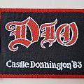 Dio Original woven patch