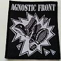 Agnostic Front Patch