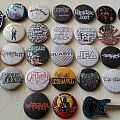 More old badges Pin / Badge