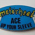 Motörhead old metal badge Pin / Badge