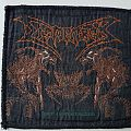 Dismember Original Like An Everflowing Stream woven patch