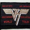 Van Halen-World Tour Patch