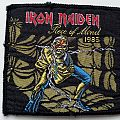Iron Maiden-Piece of Mind 1983 Patch