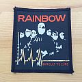 Rainbow-Difficult to cure woven patch