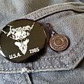 Venom original U.S 1985 tour/promo badge Other Collectable