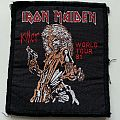 Iron Maiden-Killers World Tour 81 Patch