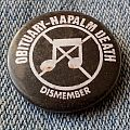 Campaign For Musical Destruction button badge Pin / Badge