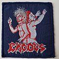 Exodus Original woven patch