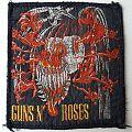 Guns n Roses Original woven patch