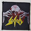 Sodom old woven patch