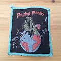 Praying Mantis - Patch - Praying Mantis-worn original woven patch