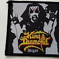 King Diamond-Abigail Patch