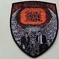 Napalm Death-Scum Shield Patch