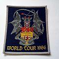 Dio-World Tour 1986 Patch