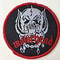 Motörhead woven patch