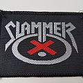 Slammer - Patch - Slammer woven patch