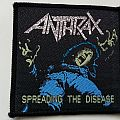 Anthrax-Spreading the Disease Patch